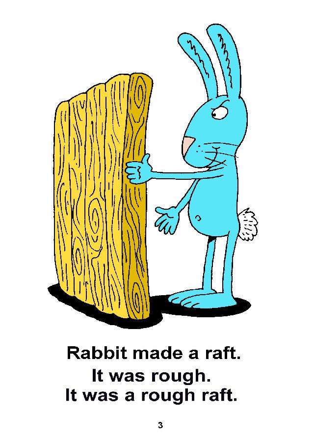Education/Alphabet Books/Racing Rabbit: Richard Gunther – free